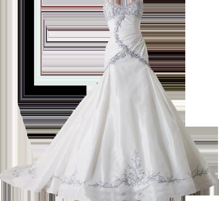Свадебное платье будет как новое!